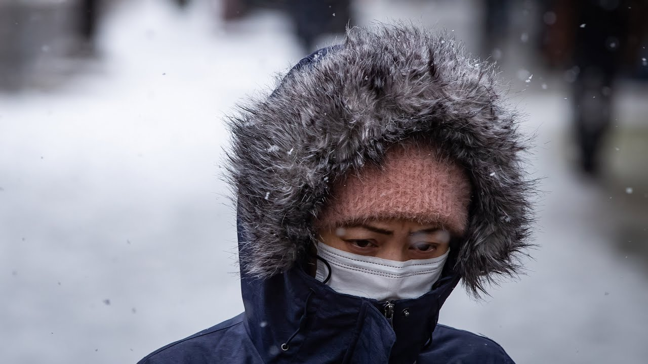 Extreme cold weather warnings issued for five provinces 1