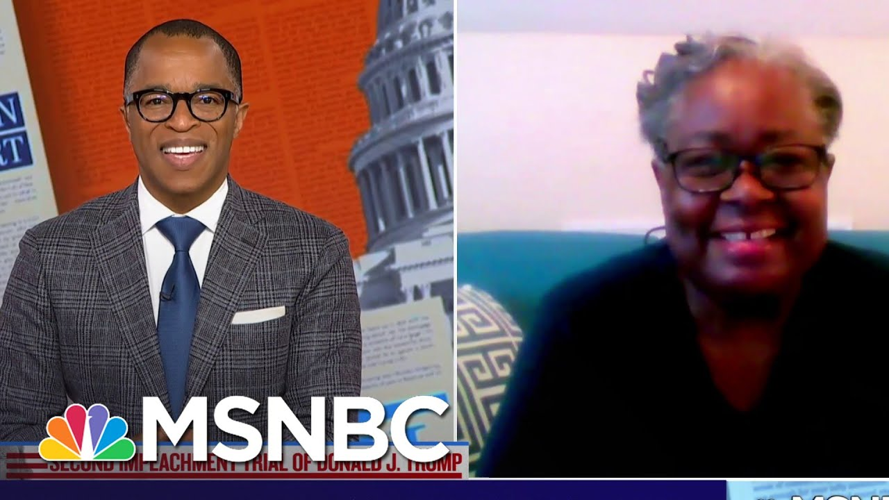 Capehart's Aunt Gloria Gives Her Viral Take On Trump's Second Impeachment Acquittal   MSNBC 1