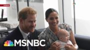 Meghan Markle Pregnant With Second Child With Prince Harry   MSNBC 2