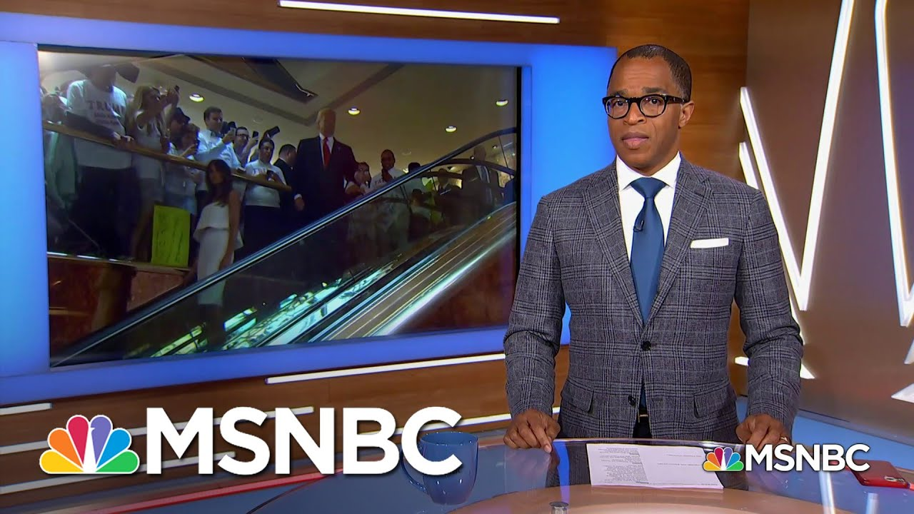 Capehart Asks Democrats To Eschew Impeachment Cynicism To 'Save Our Democracy'   MSNBC 1