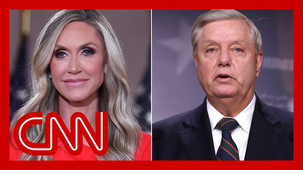 Lindsey Graham: Lara Trump is 'the future' of the GOP 1