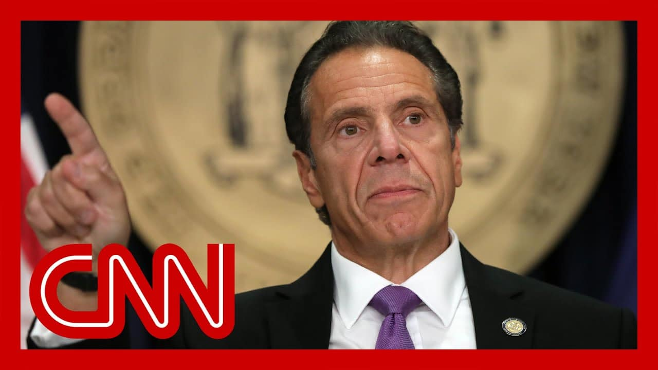 NY Gov. Cuomo defends delayed release of nursing home data 1