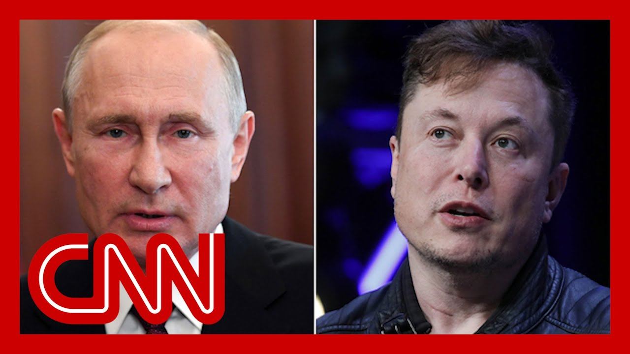 Elon Musk invites Vladimir Putin for a conversation on Clubhouse 1