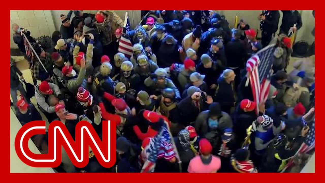 New Capitol riot video shows extreme levels of coordination 1