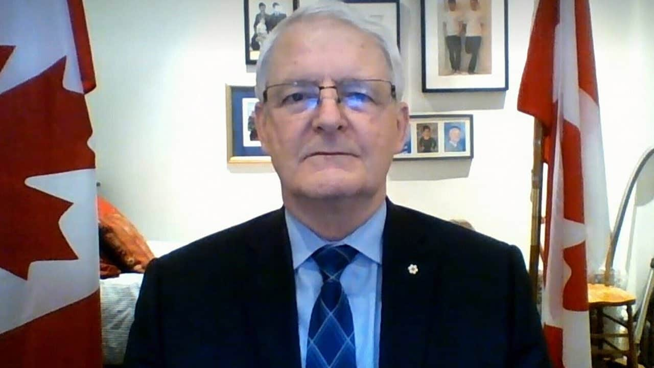 Garneau: International community has to stand up against arbitrary detention 6