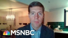 Congressman Says District Mixed On Impeachment | Way Too Early | MSNBC 8