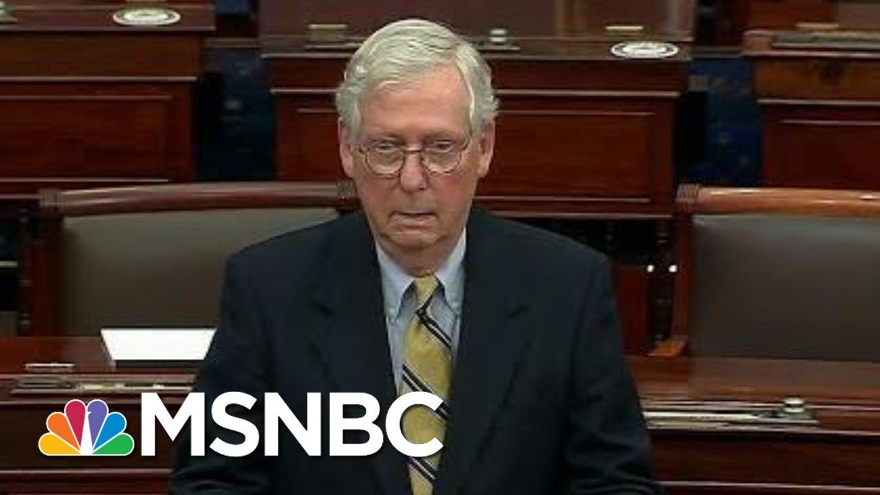 Senate Acquits Trump; Seven Republicans Vote To Convict | Morning Joe | MSNBC 8