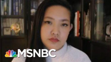 Violent Crimes Against Asian Americans See Sharp Rise Since Pandemic   Morning Joe   MSNBC 6