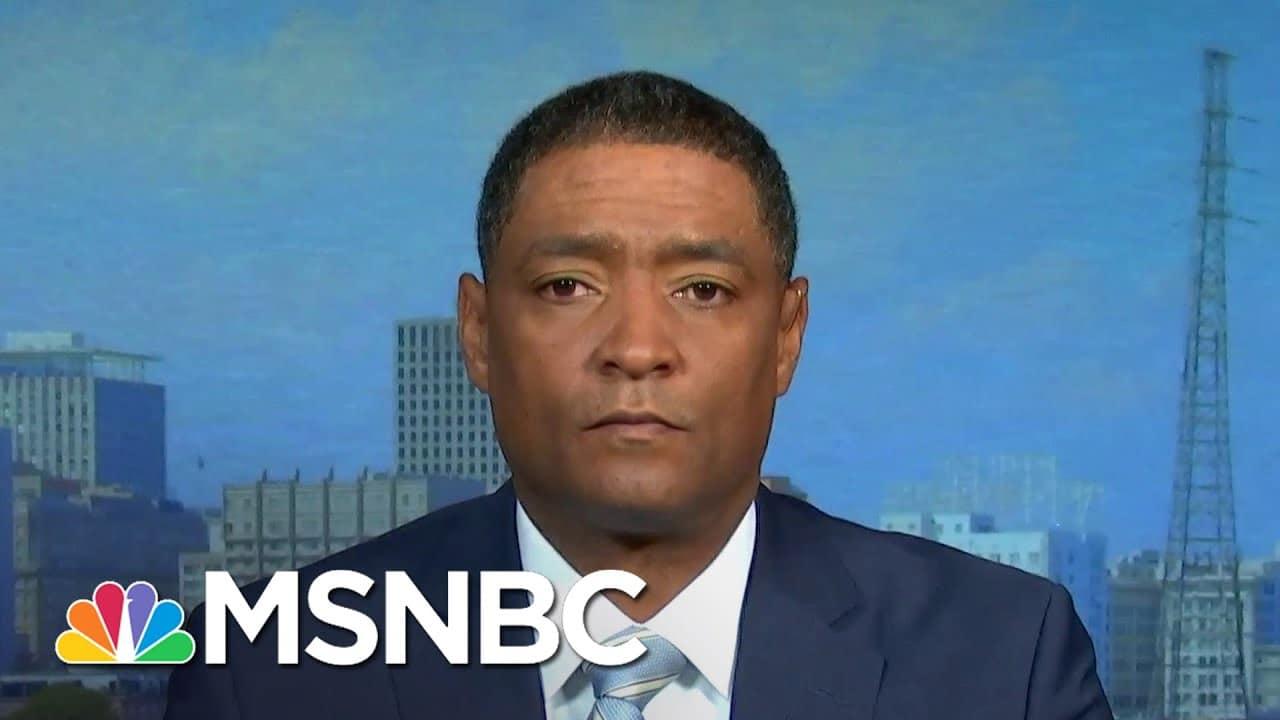 Cedric Richmond: Biden Administration Is Laser-Focused On Meeting Challenges | Craig Melvin | MSNBC 1
