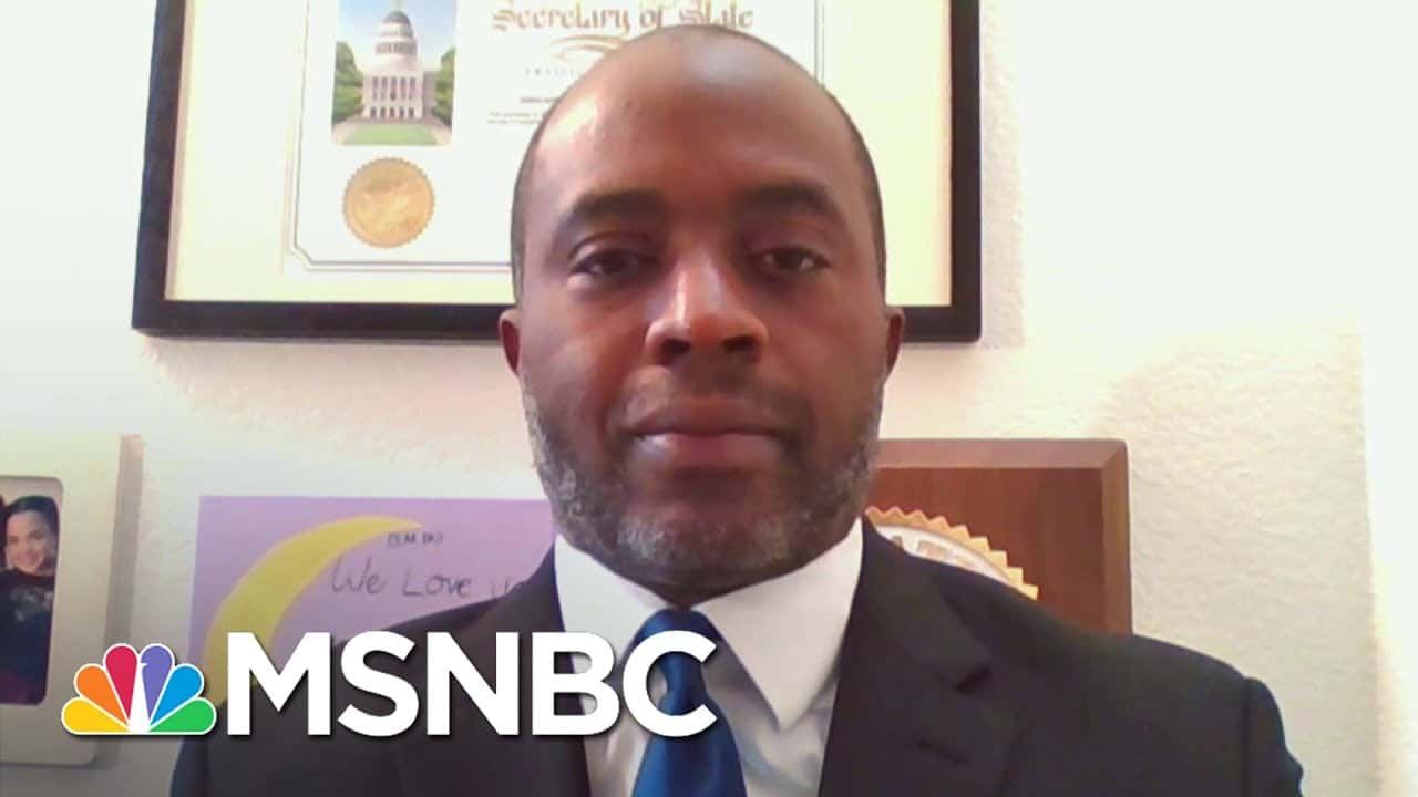 CA Schools Superintendent On New CDC Guidelines: 'There's A Path To Open'   Andrea Mitchell   MSNBC 1