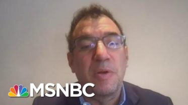 WH Sr. Advisor For COVID Response Team: Cases Drop 'Could Be Misleading' | Hallie Jackson | MSNBC 6