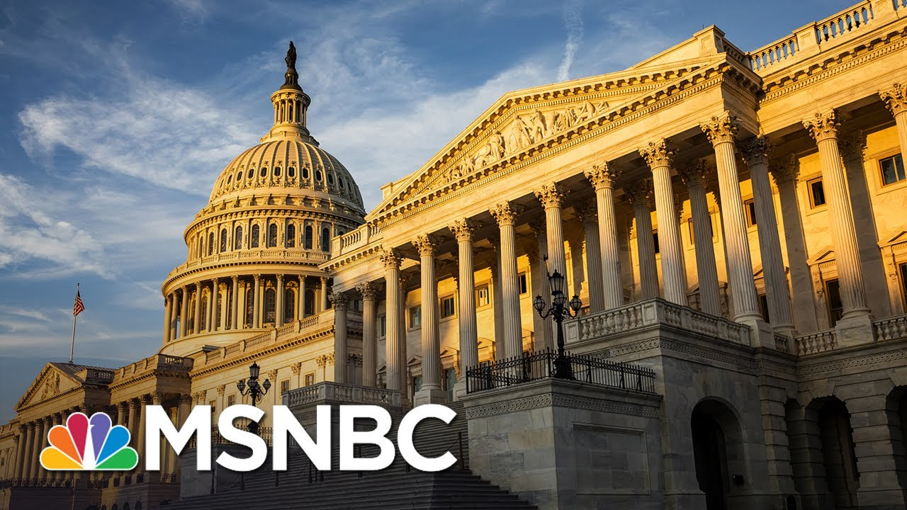 New Arrests In Pro-Trump Capitol Riot, Details Emerge On Death Of Officer Sicknick   MSNBC 1