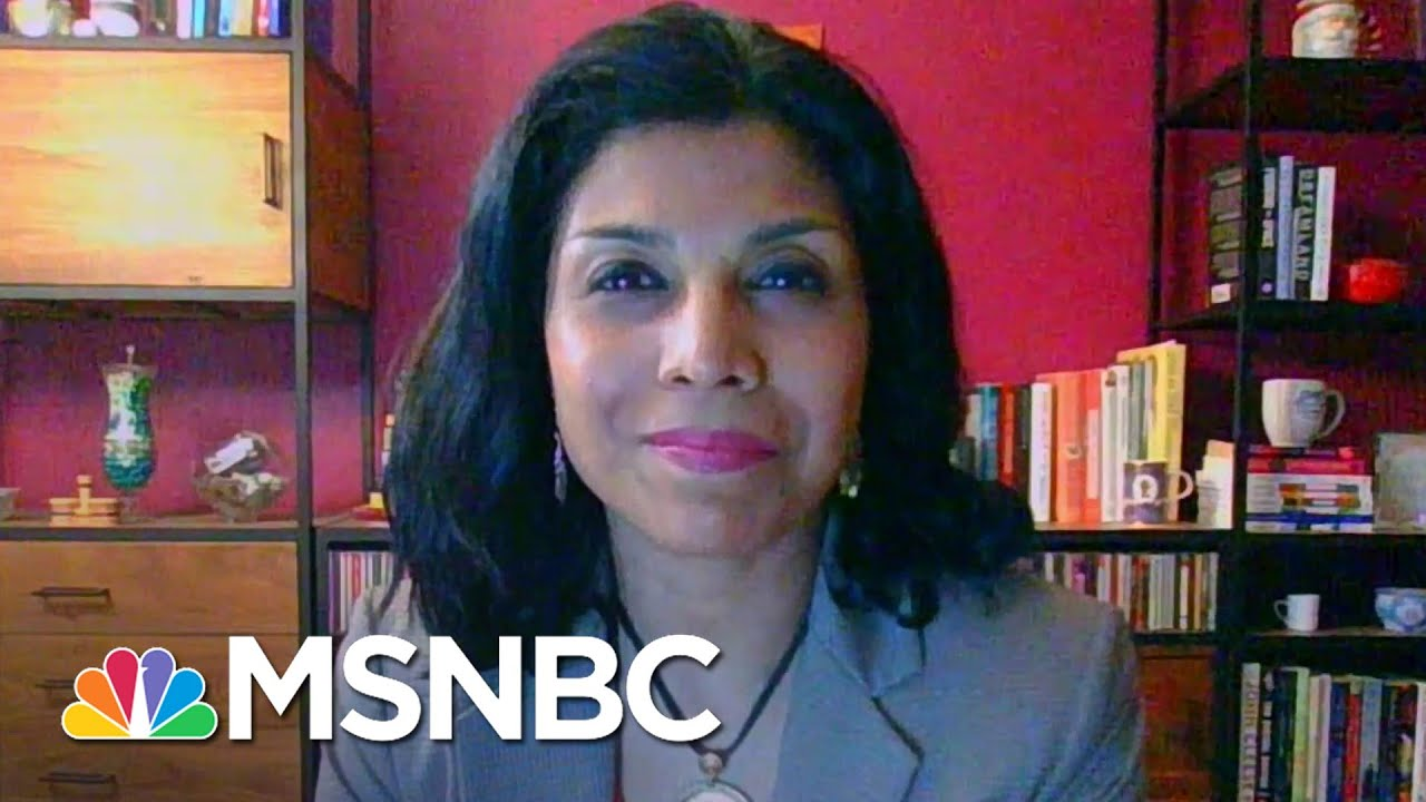Dr. Lipi Roy: We Are 'Still Very Much In The Midst Of A Pandemic' | Deadline | MSNBC 1