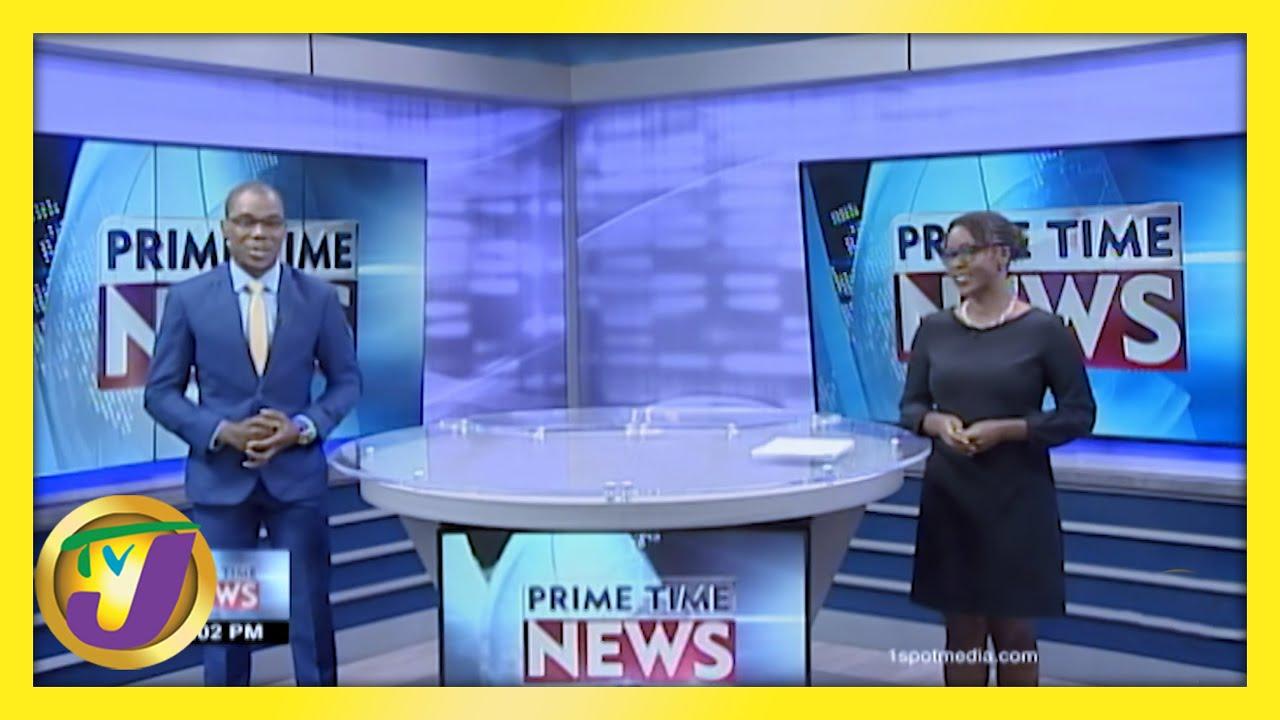 TVJ News: Jamaica News Headlines - February 12 2021 1