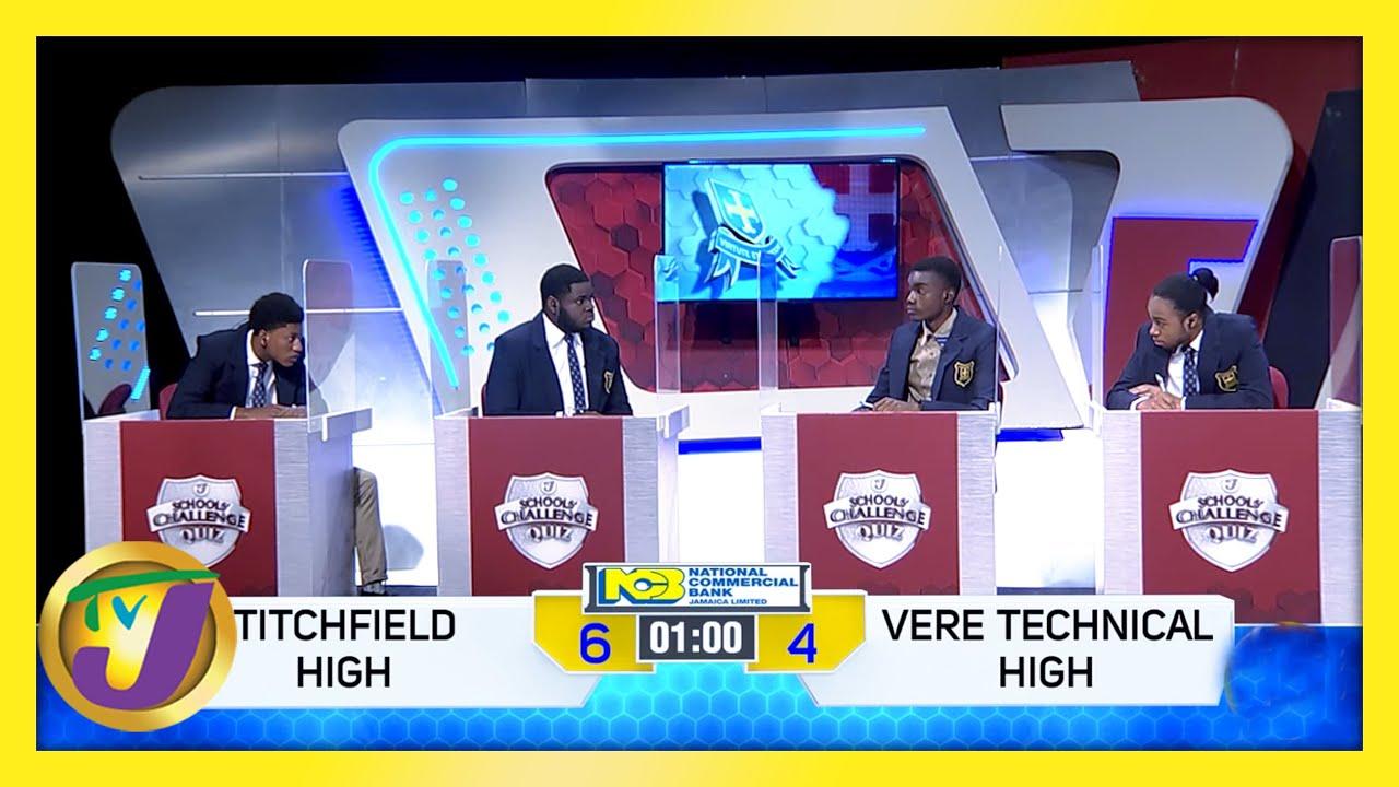 Titchfield High vs Vere Technical High: TVJ SCQ 2021 - February 12 2021 1