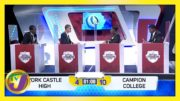 York Castle High vs Campion College: TVJ SCQ 2021 - February 12 2021 3