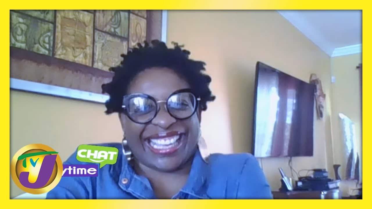 Janet Silvera: TVJ Daytime Live Interview - February 12 2021 1