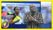 Veronica Campbell Brown: TVJ Sports Commentary - February 12 2021 5