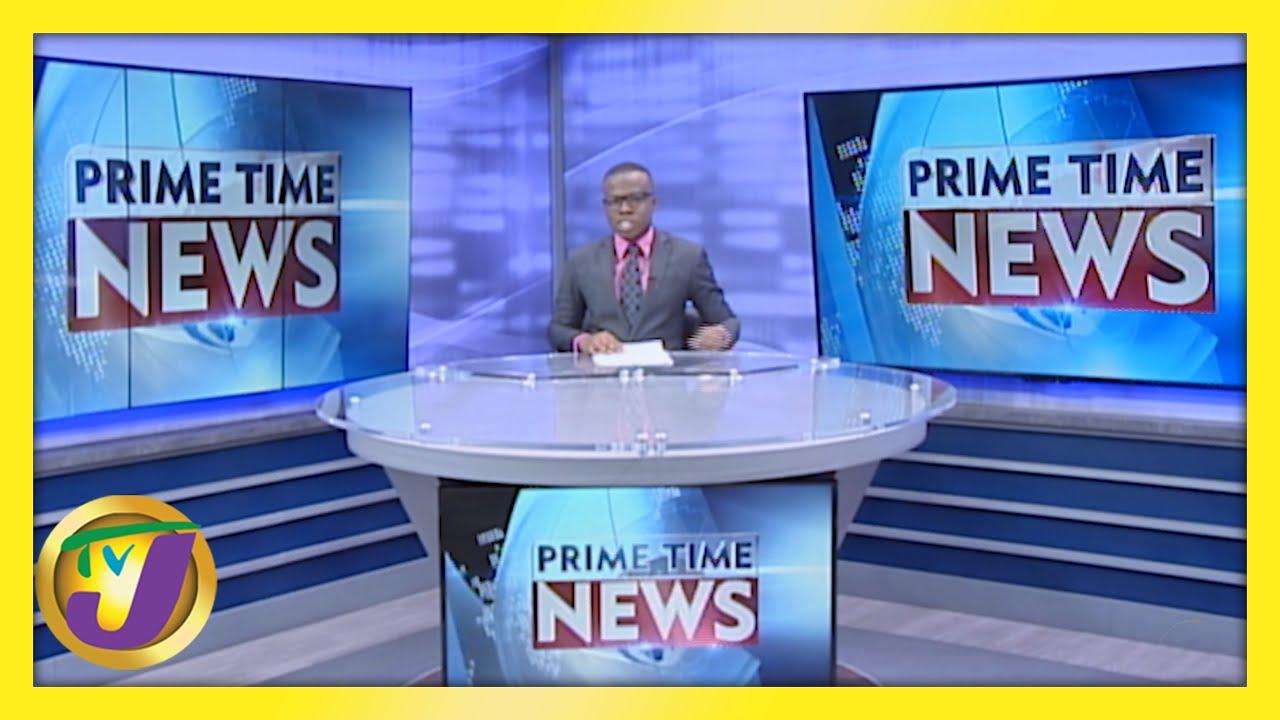 TVJ News: Jamaica News Headlines - February 13 2021 1