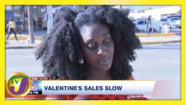 Valentine's Sales Low - February 13 2021 6