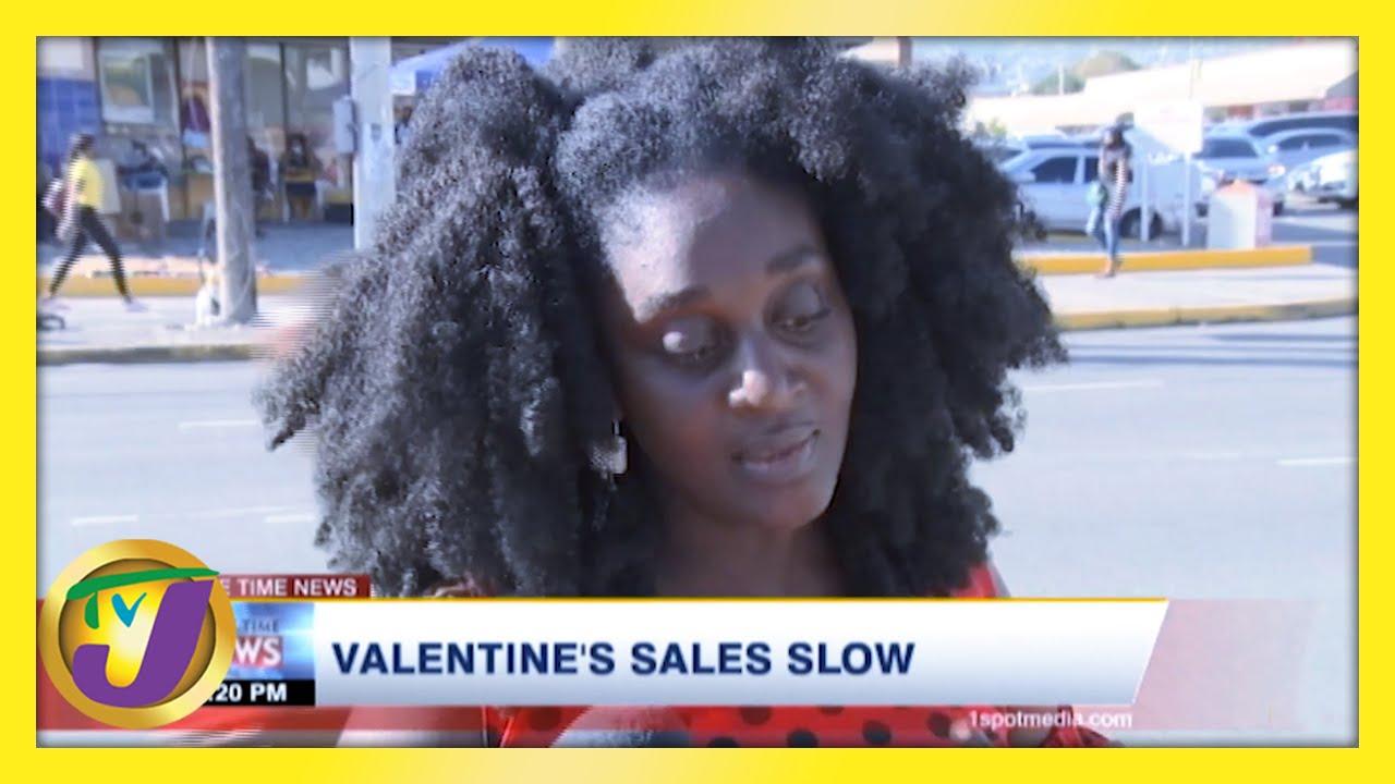 Valentine's Sales Low - February 13 2021 1