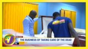The Business of Taking Care of the Dead: TVJ Business Day - February 14 2021 4