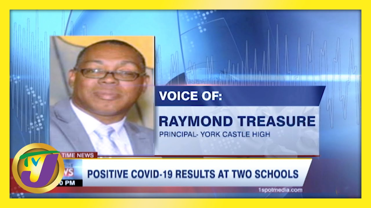 Positive Covid-19 Results at two Schools - February 14 2021 1