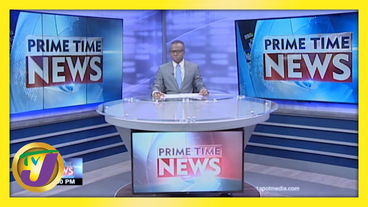 TVJ News: Jamaica News Headlines - February 14 2021 1