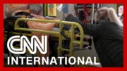 CNN rides in ambulance in country hard-hit by coronavirus 4