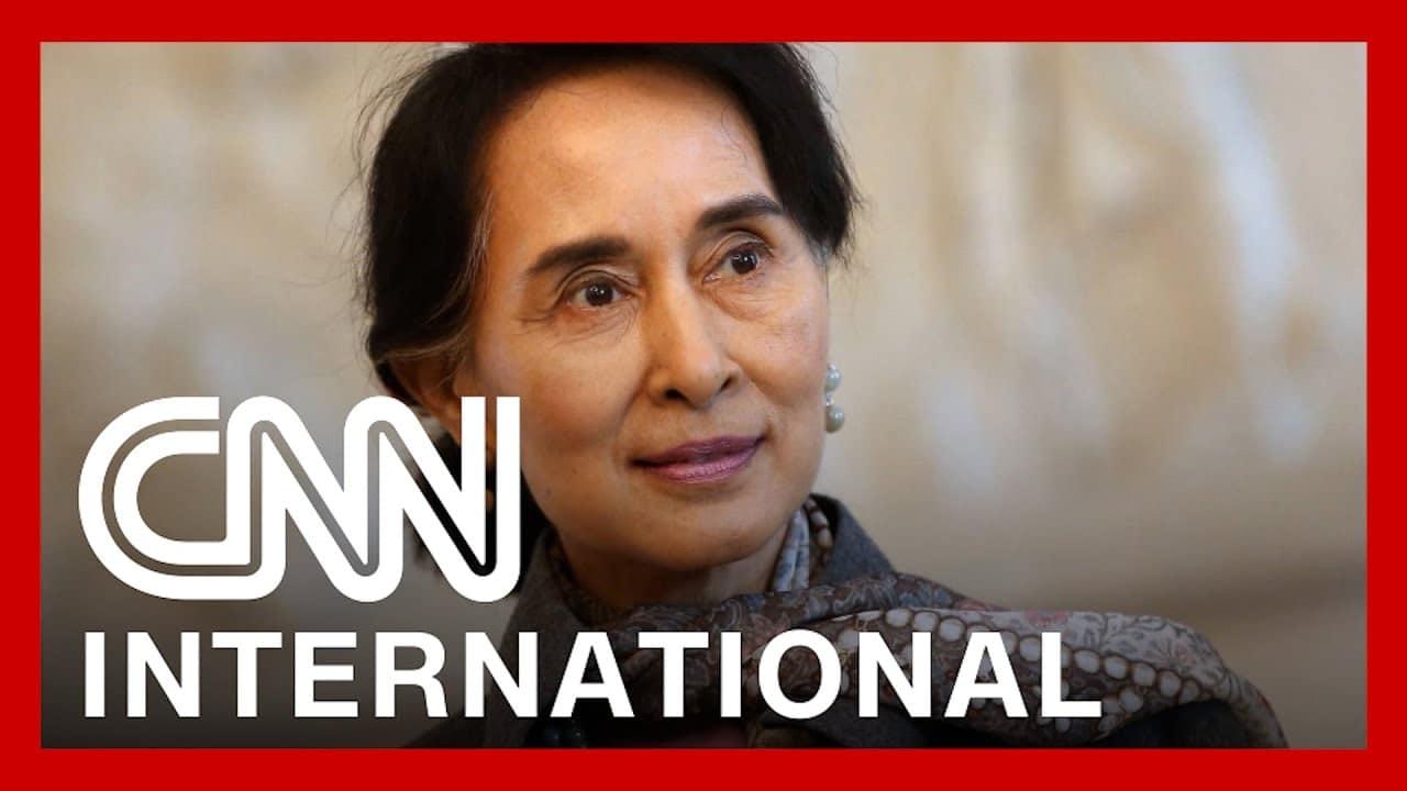Myanmar's Aung San Suu Kyi hit with new charge 1