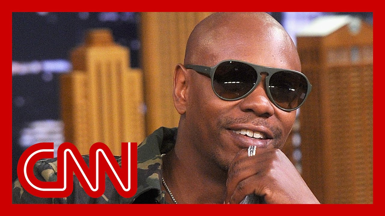 Dave Chappelle has a powerful take on the Capitol riots 1