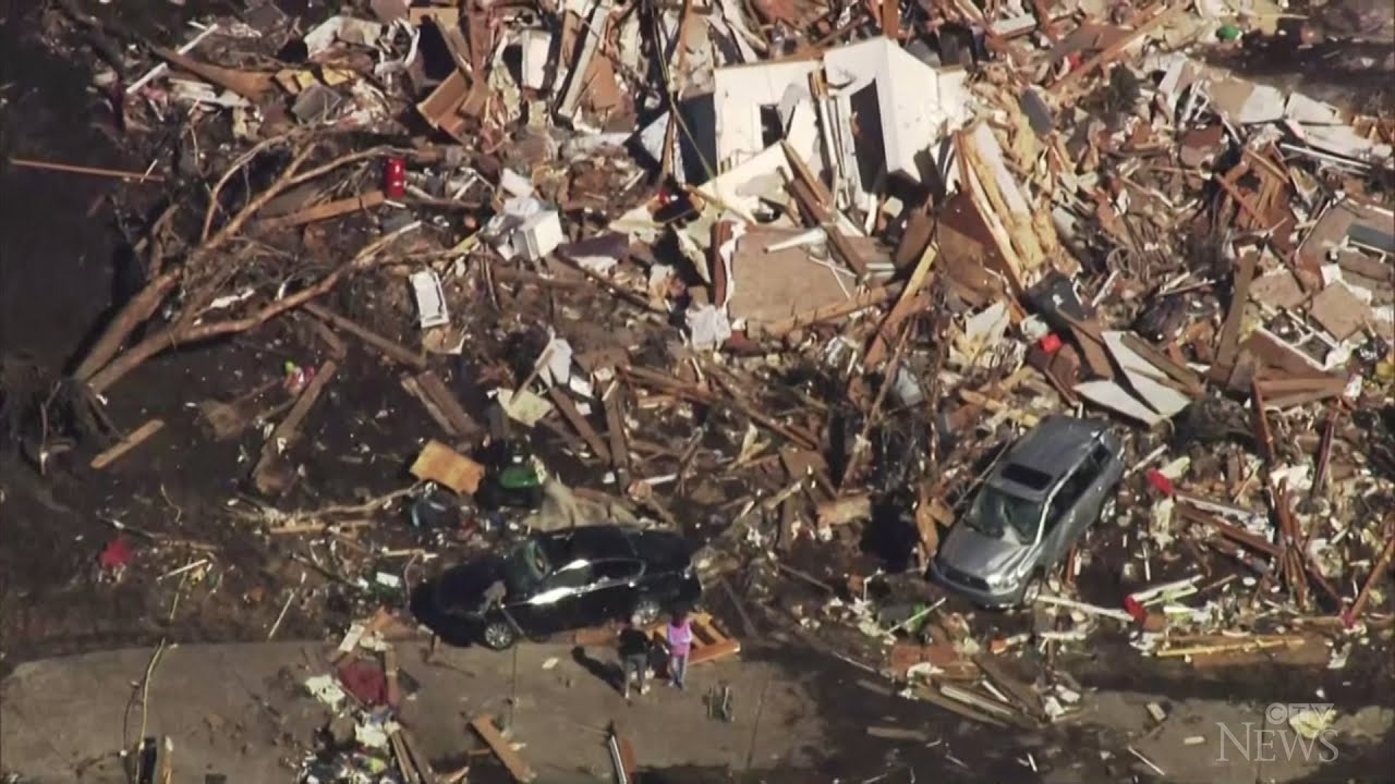 Tornado leaves at least 3 dead, 10 injured in North Carolina 1