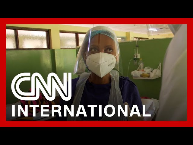 CNNi: Dire situation at hospital pushed to the brink by Covid-19 1