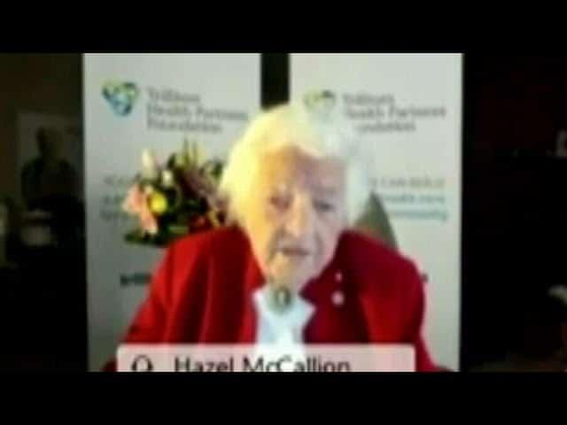 100 years young: Former Mississauga mayor Hazel McCallion celebrates centennial birthday 1