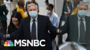 Graham Says Acquittal Support Growing Despite Harrowing Video | The 11th Hour | MSNBC 2