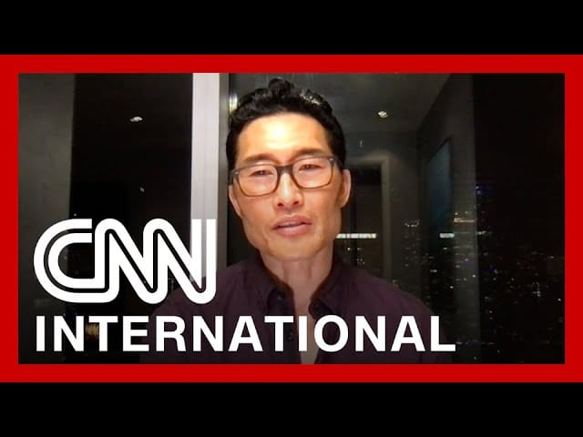 Actor Daniel Dae Kim says his parents are afraid to go outside. Hear why 7