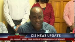 GIS News Update - PM Skerrit call on Dominicans to Support Local Products 8