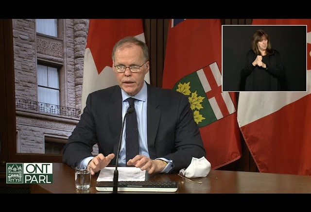 'A better summer' in Ontario is the payoff for current COVID-19 restrictions: Brown 1
