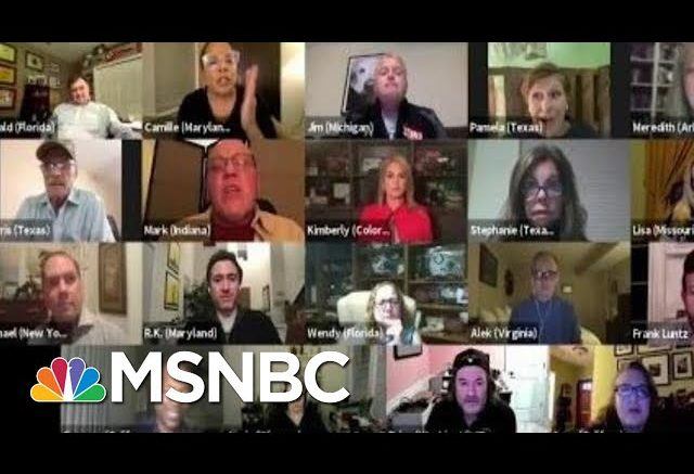 Frank Luntz: We Have Political Chaos Because No One Trusts The System | Morning Joe | MSNBC 1