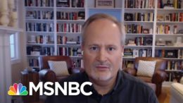 Tim O'Brien: Cy Vance Has 'Much More' Than Trump's Tax Returns | Deadline | MSNBC 3