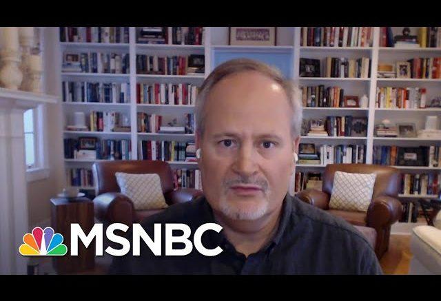 Tim O'Brien: Cy Vance Has 'Much More' Than Trump's Tax Returns | Deadline | MSNBC 1