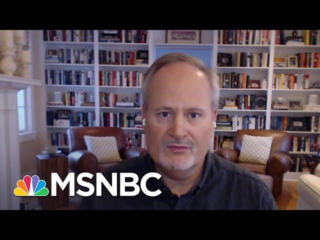 Tim O'Brien: Cy Vance Has 'Much More' Than Trump's Tax Returns | Deadline | MSNBC 7