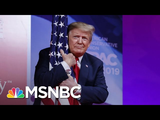 GOP's Trump Backers To Focus On Stolen Election Lie At CPAC   The 11th Hour   MSNBC 3