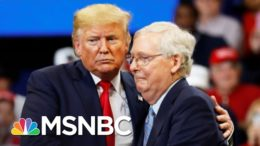McConnell Would Back Trump In 2024 After Blaming Him For Riot   The 11th Hour   MSNBC 7
