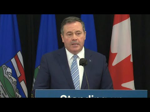 Jason Kenney responds to Supreme Court of Canada's ruling on the federal price on carbon 1