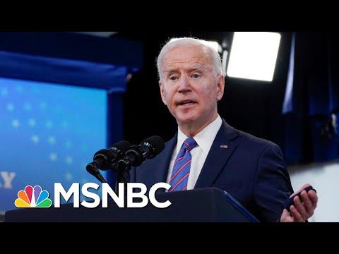 Biden's Covid-Focused Agenda Runs Headlong Into Reality | The 11th Hour | MSNBC 1