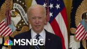 'I Miss Him': Biden Mocks Trump And Crushes McConnell In First WH Presser | The Beat With Ari Melber 4