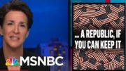 Republicans Indifferent To Unpopularity Of New Voter Suppression Agenda | Rachel Maddow | MSNBC 2