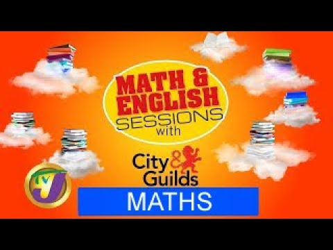 City and Guild - Mathematics & English - March 22, 2021 1