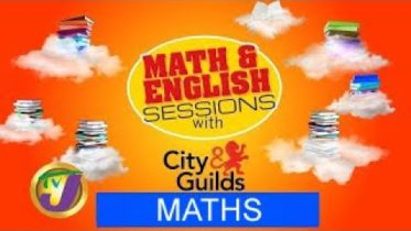 City and Guild - Mathematics & English - March 29, 2021 10